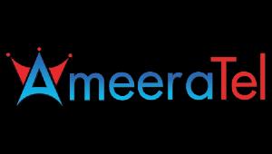 Ameeratel Logo Transparent
