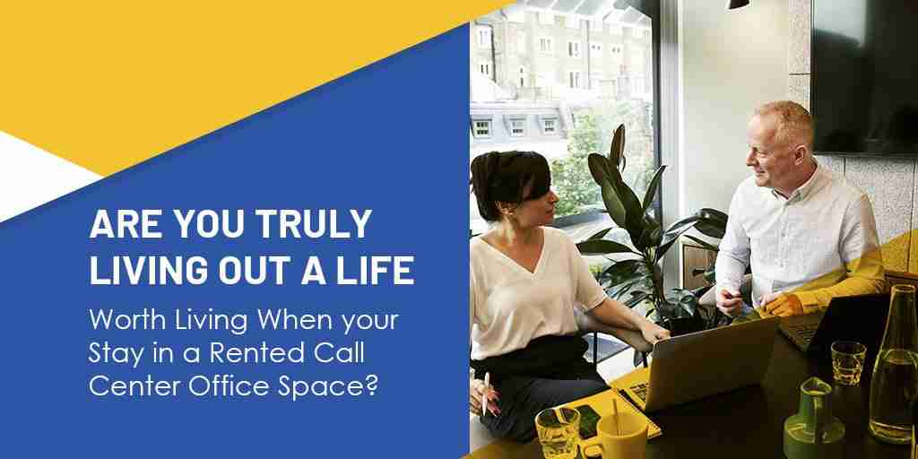 Benefits of leaving a call center office