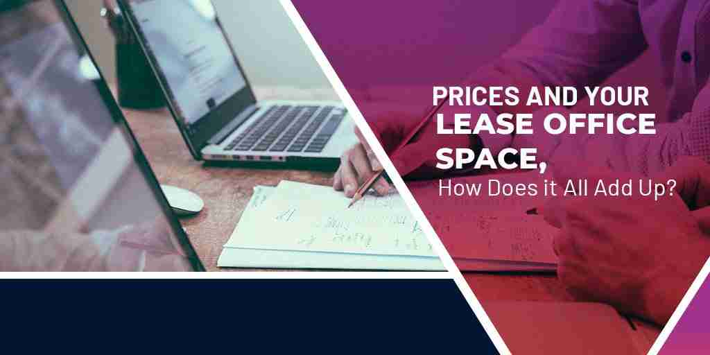 Find your budget plan of lease office space