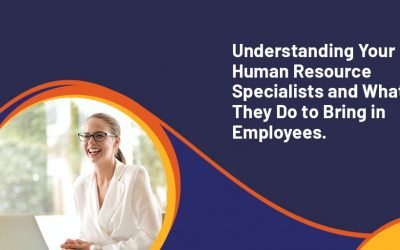 Get a Grasp on What Your Human Resource Specialists Can Do