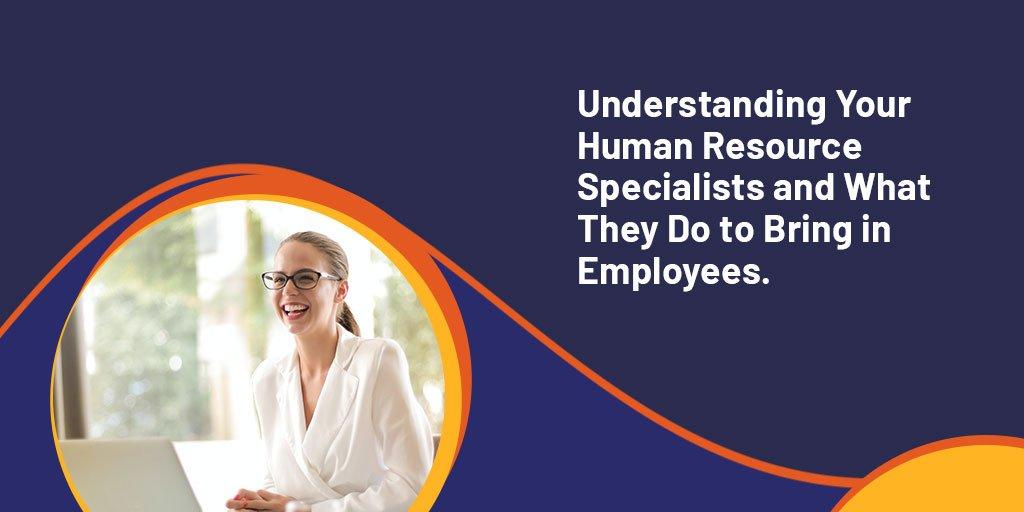 Human Resource Specialist Job Description