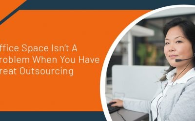 Office Space Isn't A Problem When You Have Great Outsourcing