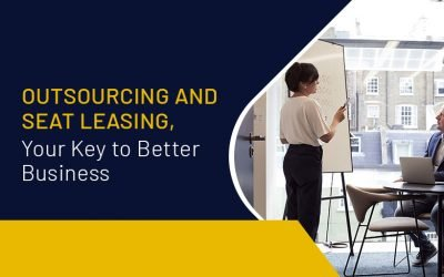 Outsourcing and Seat Leasing, Your Key to Better Business